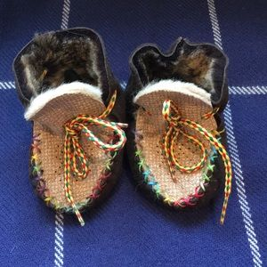 Other - Baby Moccasin slippers